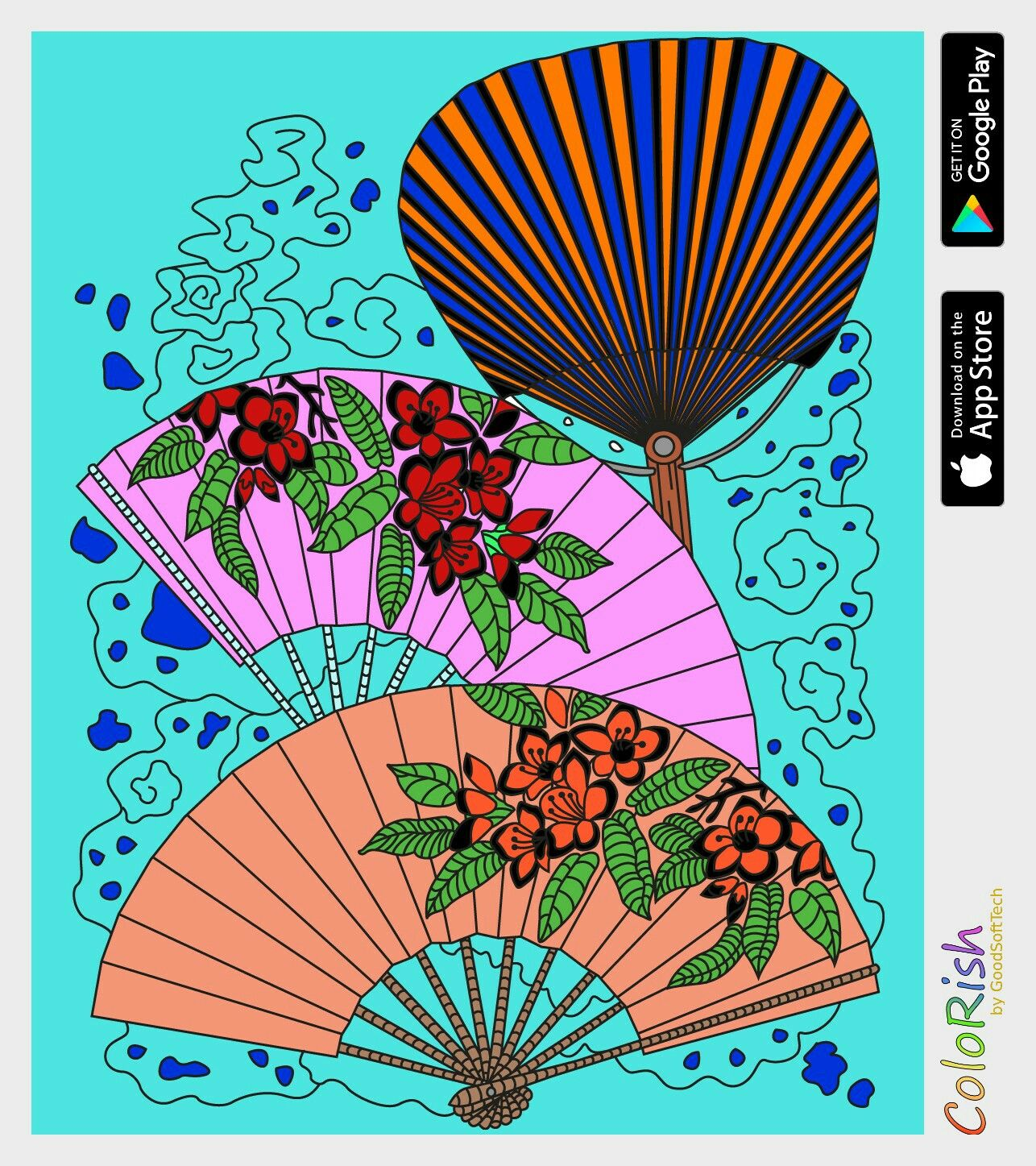 Pin by April Hanson on Coloring pages, Play store app