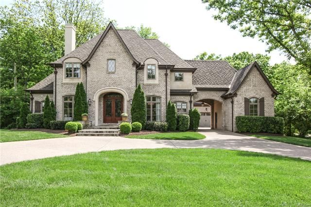 Nashville Tennessee Houses Celebrity Houses Mansions House Exterior House