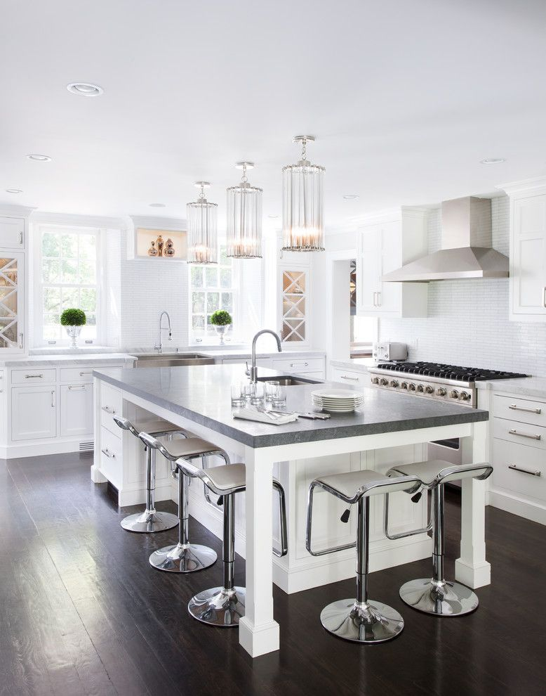Fabulously Cool Large Kitchen Islands With Seating And Storage