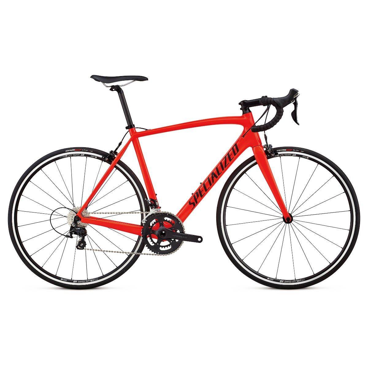 Specialized Tarmac SL4 Sport 2018 Carbon Red Triatlón