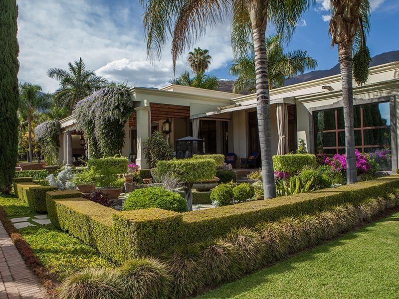 Villa Silueta en Ajijic Chapala Jalisco Casas de lujo