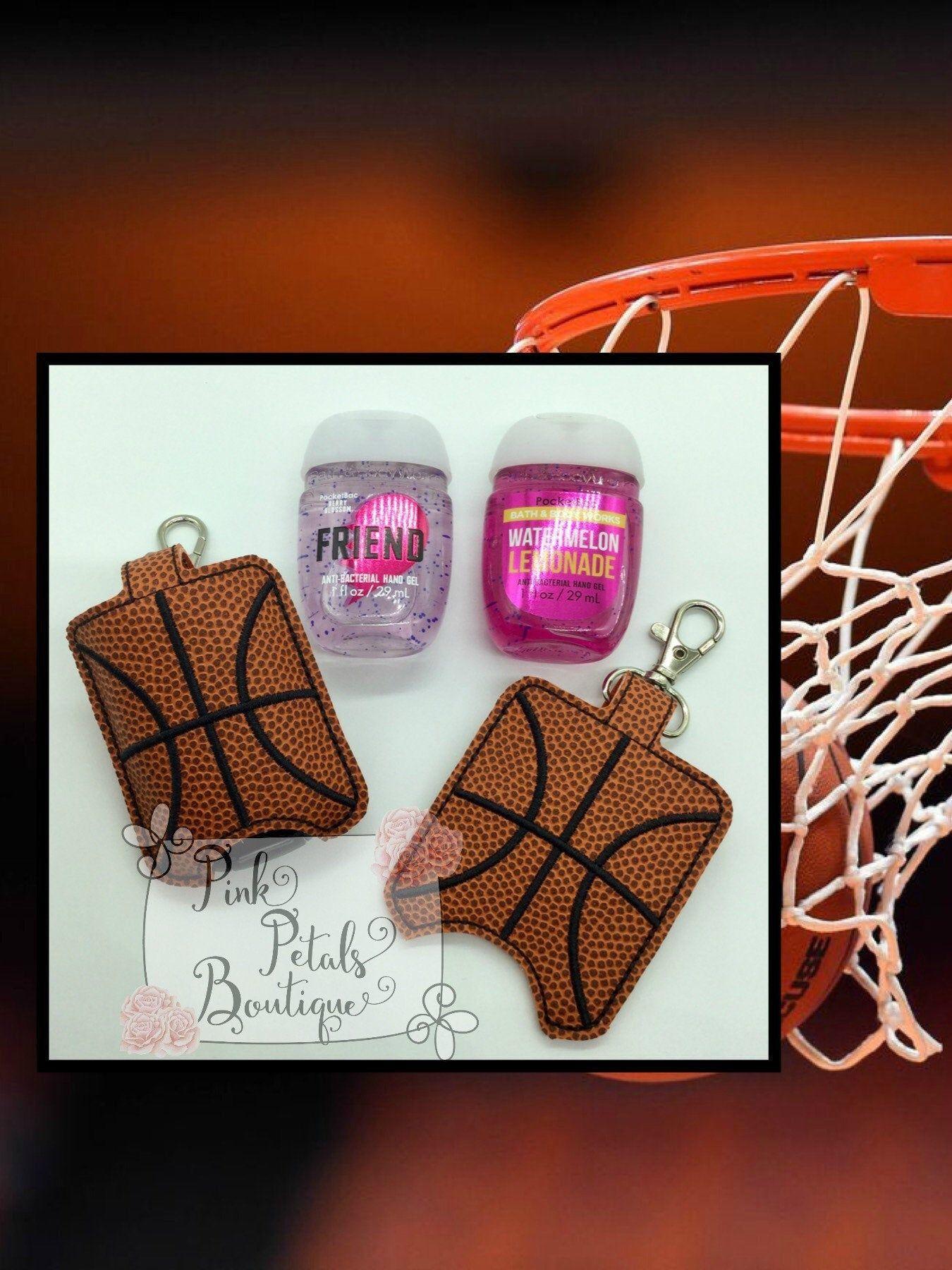 Basketball Hand Sanitizer Holder Keeper Hand Sanitizer Holder