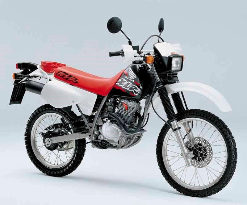 Honda Xlr125 1997 2002 Review Mcn Honda Bike Dirt Bikes