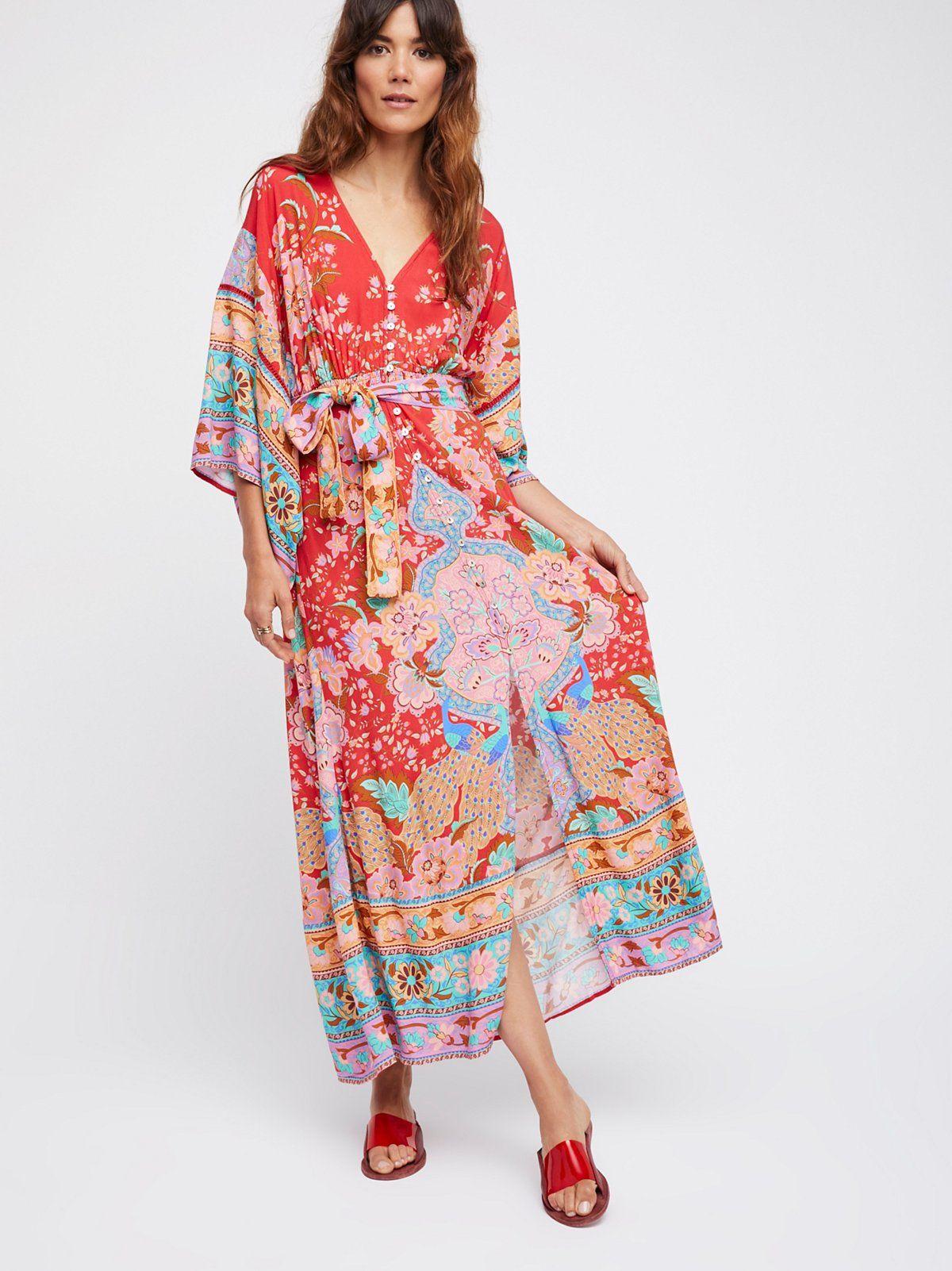 Lotus Gown | Jetsetting Bohemian Gypsy Hippie Warrior | Pinterest ...
