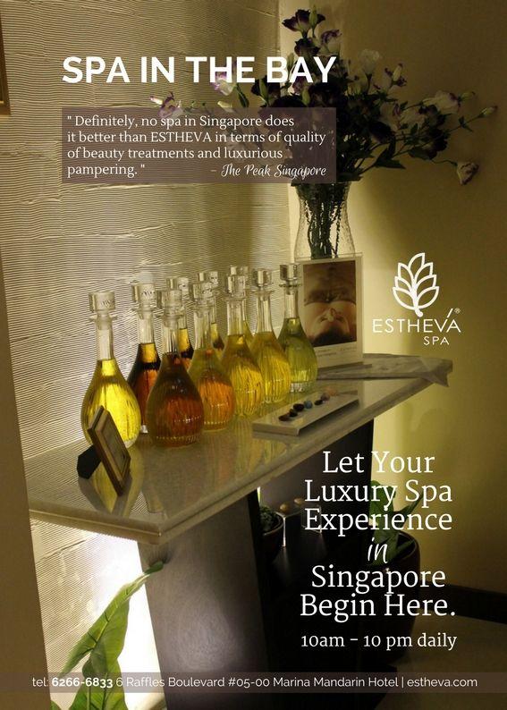 Spa Price List Singapore Spa menu, Spa and Price list - fresh blueprint awards winners
