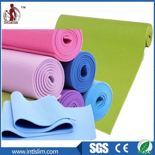 1 Product Name Pvc Yoga Mats 2 Material Pvc 3 Color Green Red Blue Purple Black Or Customized 4 Size L173 183 W61cm Thickness Yoga Mat Mats Pvc