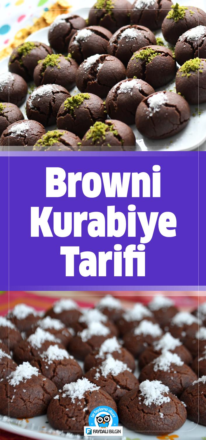 Videolu Brownie Kurabiye Tarifi