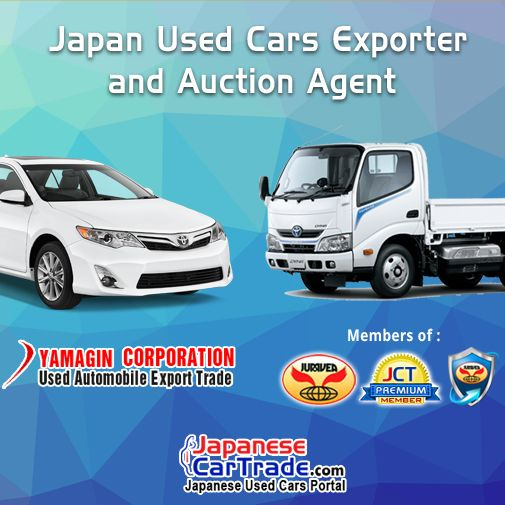 Used Vehicles Exporter From Japan