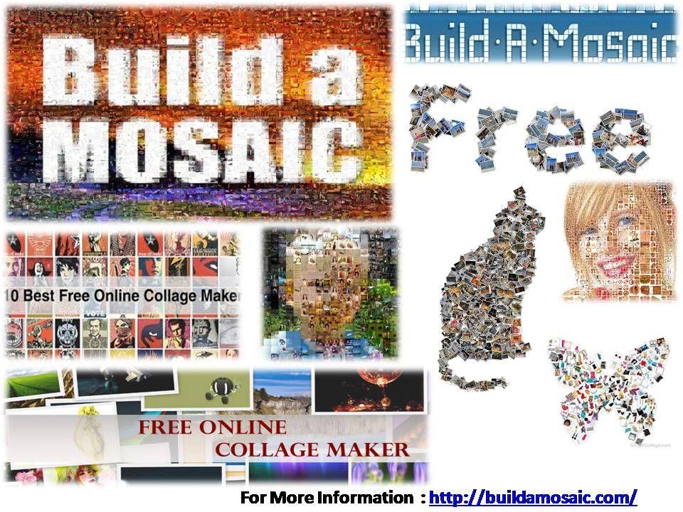Buildamosaic offers the easiest way to use online collage