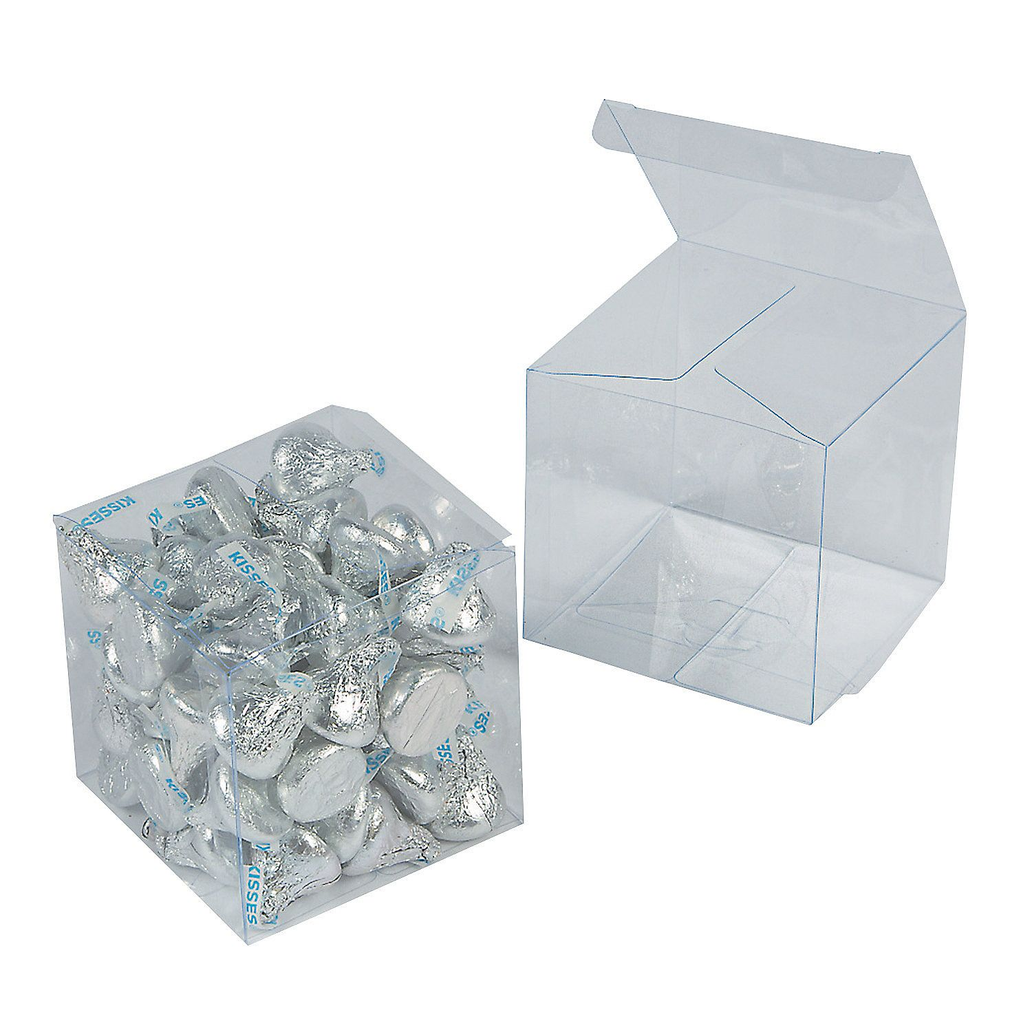 Large Clear Favor Boxes | Favors, Box and Reception