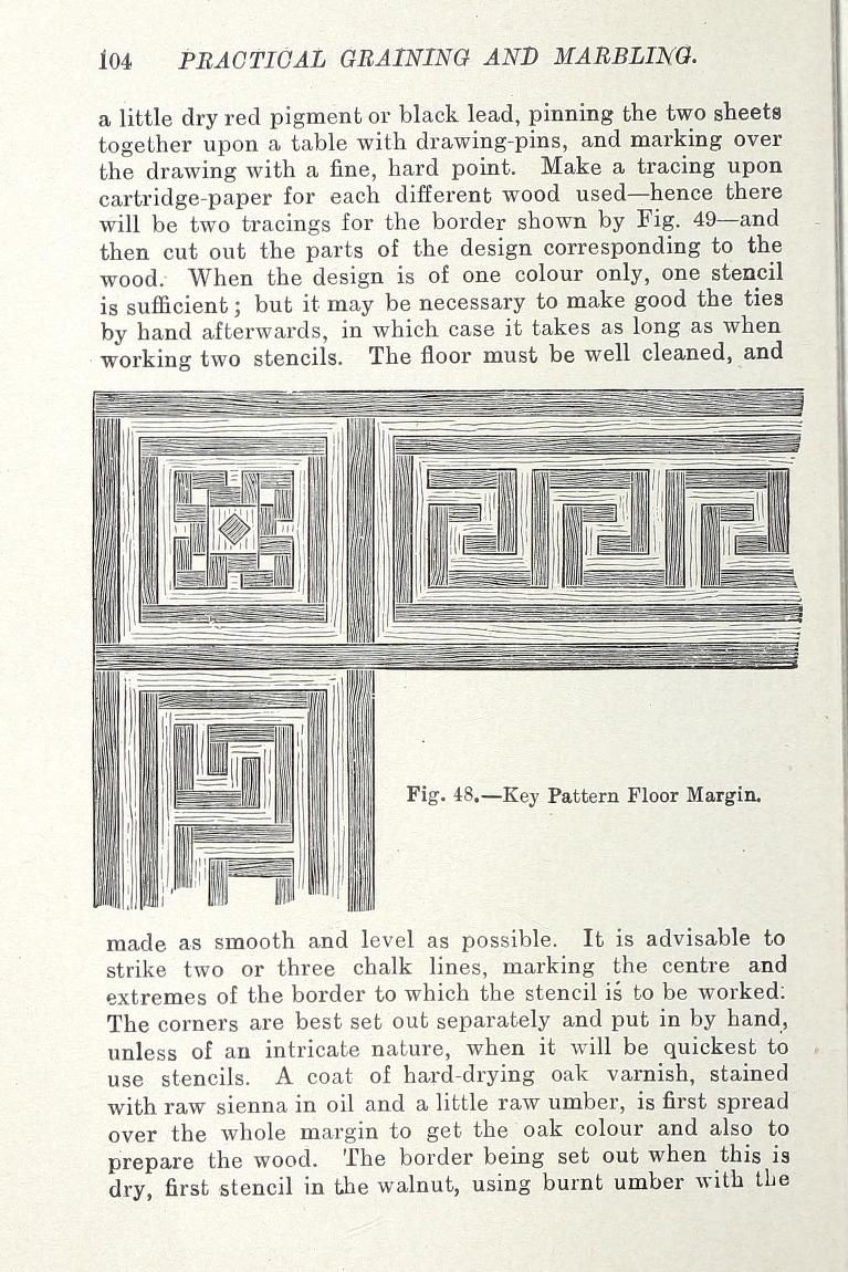 Practical Graining And Marbling   With Numerous Engravings And Diagrams   Hasluck  Paul N   Paul