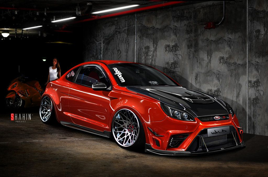 Ford Wild Puma By Shahin Project By Tuninger Deviantart Com On Deviantart Ford Puma Ford Ford Racing