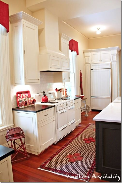 Feature Friday The Trammell House In Marietta Ga Red