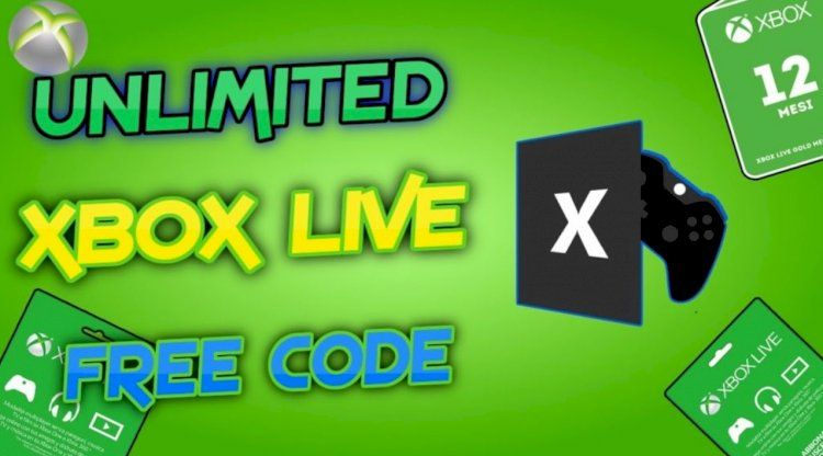 Codes xbox gratis live Xbox Live