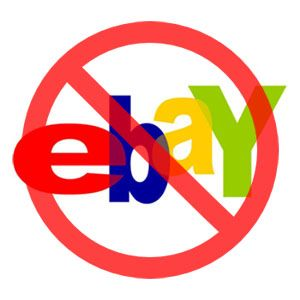 UnderCover Politics: After 16 years, my last day on eBay!