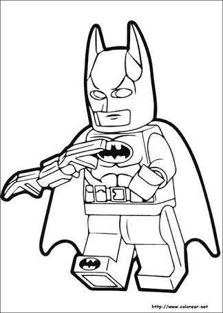 Resultado de imagen para batman lego para colorear | lego en 2018 ...