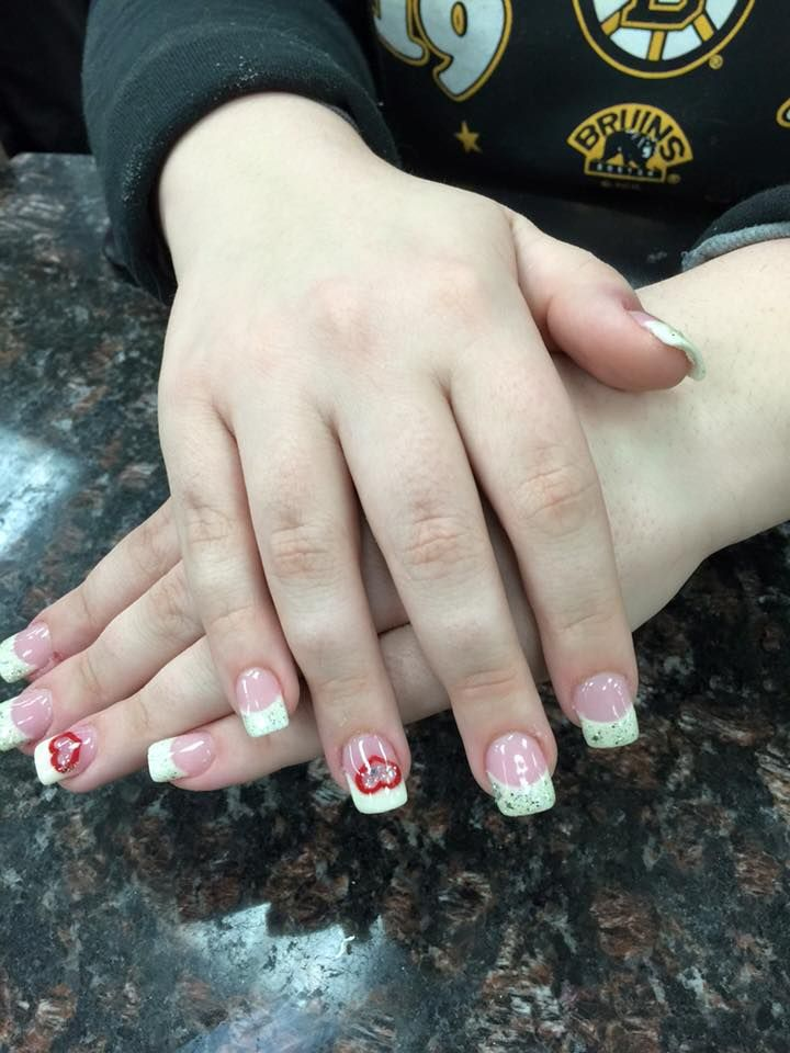 valentines nails, valentines nail art, valentines day nails, holiday ...