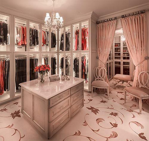 Armario De Banheiro Planejado ~ closets femininos de luxo Pesquisa Google Closets Pinterest Luxo, Google e Feminina