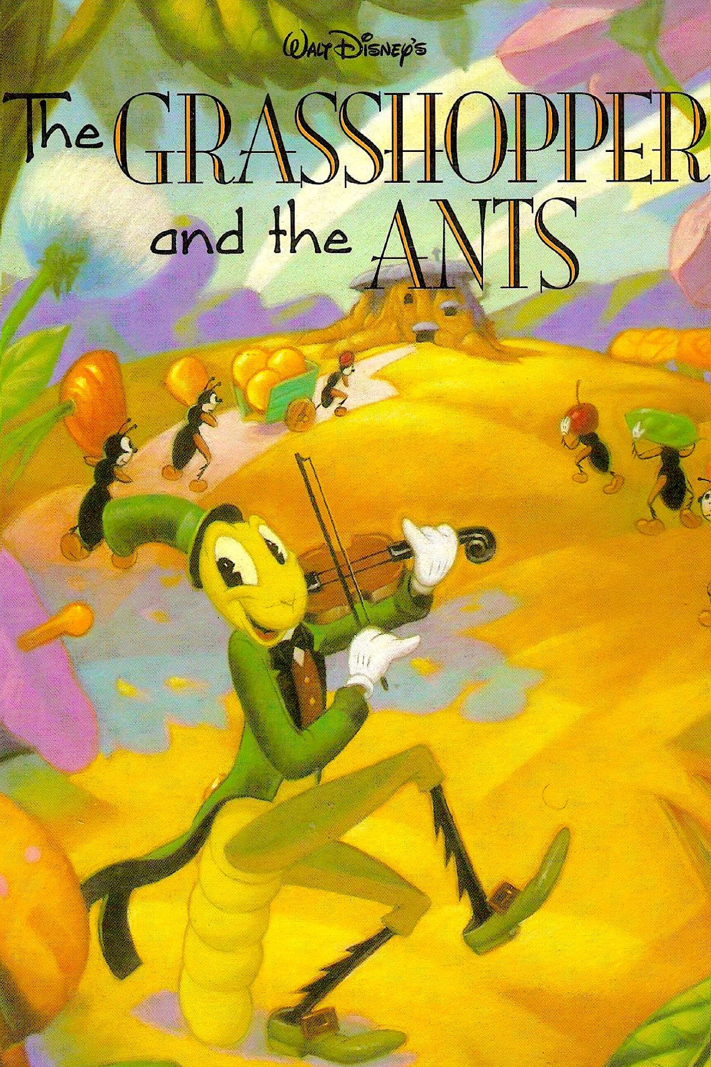 The and the Ants (Disney) Ants, Disney