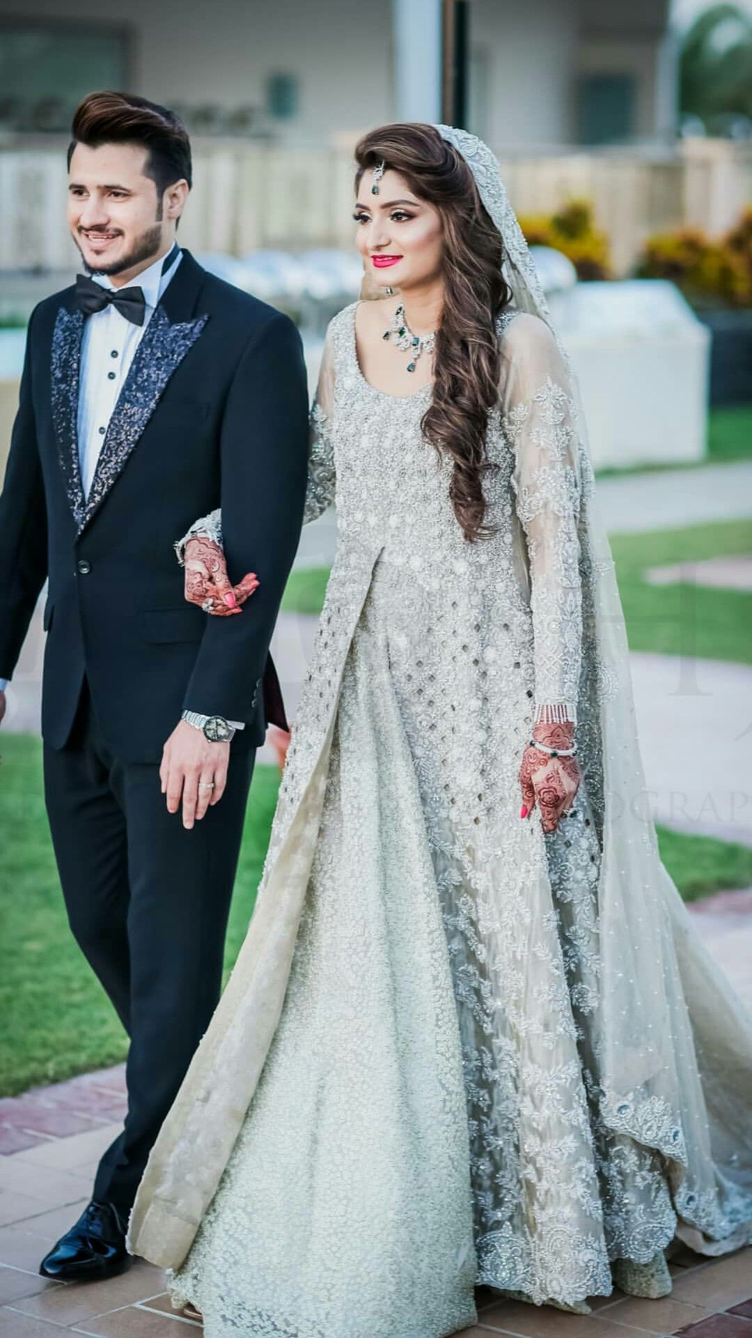 Pin By Arooj On Captivating Engagement Dress For Bride Groom