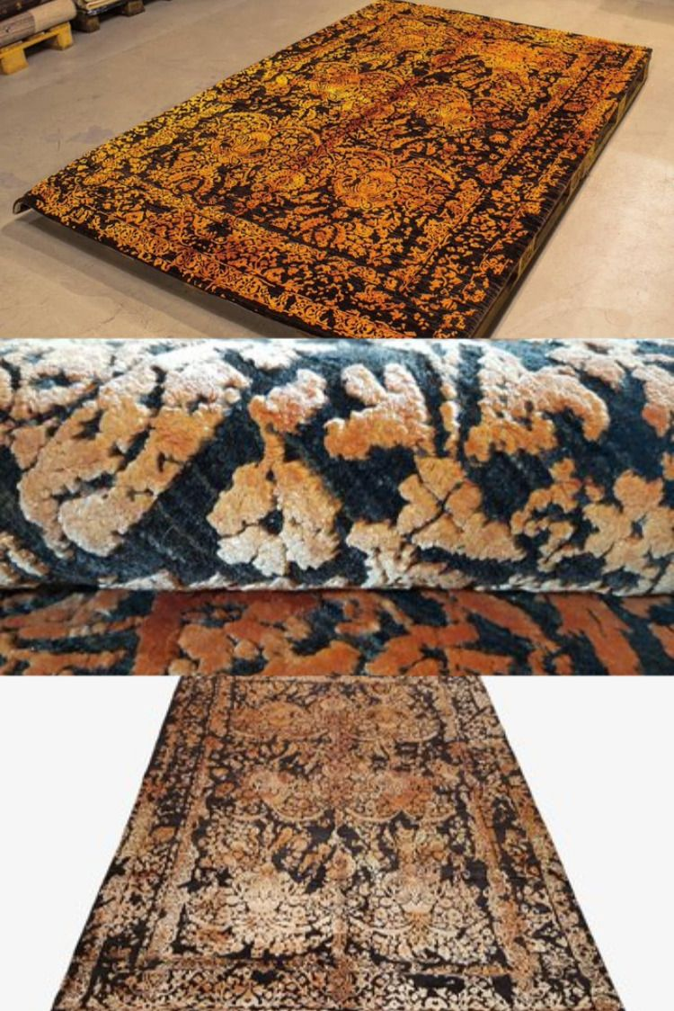 The patterns are mesmerizing!The colors..awemazing!What can I say?It's made by CarpetConsulate!   #handmade_rug #artisanal #art_rug #modern_home #beautiful #home_decor #art #iran #persia #best_rugs #dream_home