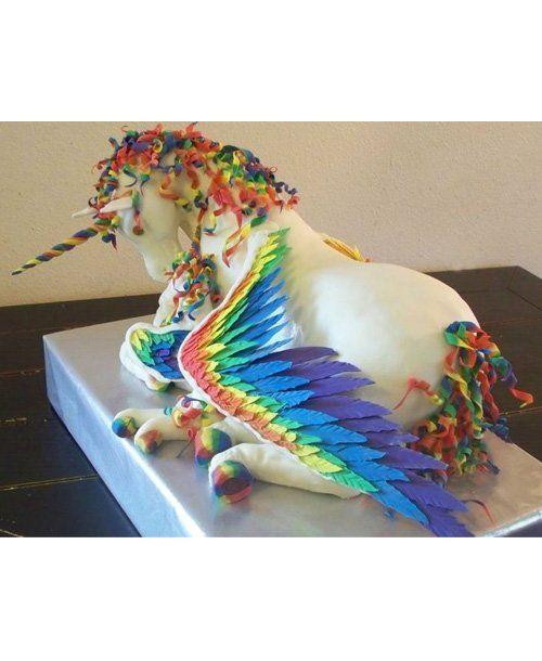 Enjoyable Unicorn Cake 50 Elaborate Birthday Cakes Mom With Images Personalised Birthday Cards Akebfashionlily Jamesorg