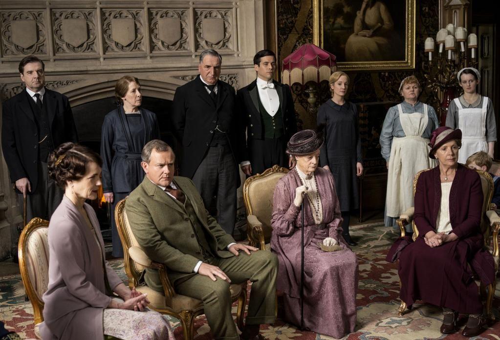 Tv Guide On Downton Abbey Series Downton Abbey Downton Abbey Season 6