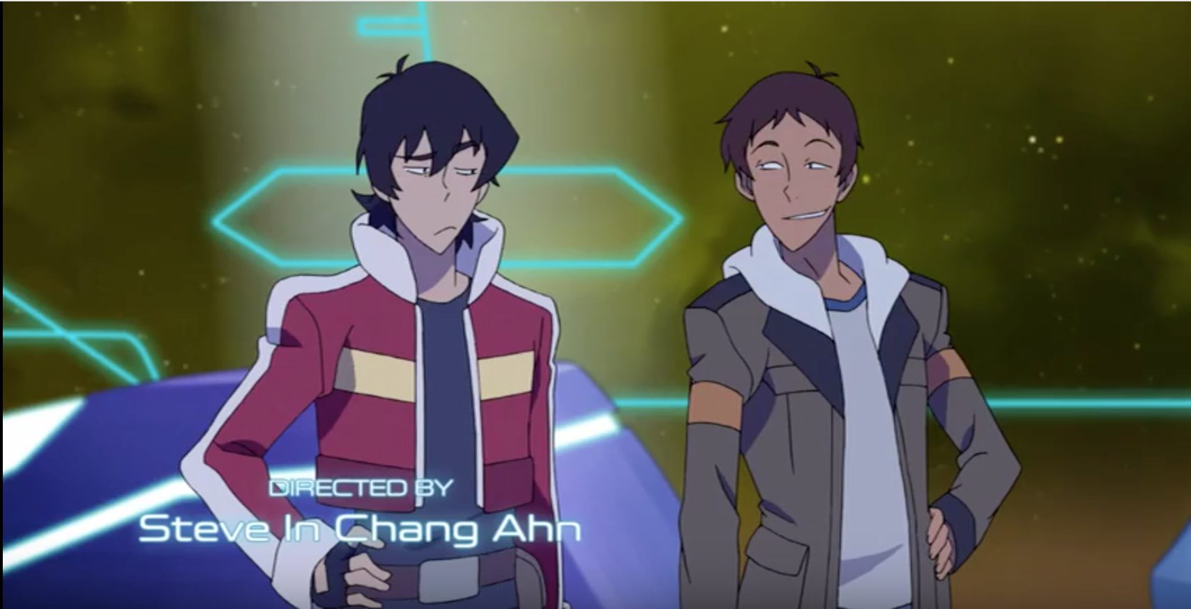 """Keith-""""What Was That Noise?"""" Lance To Keith- """"Laser Guns"""