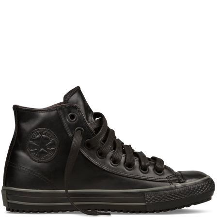 Winter shoes ?Converse Boots Hi Top Leather features