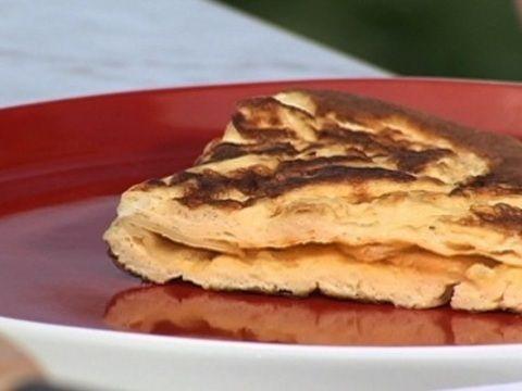 Receita de omelete à espanhola