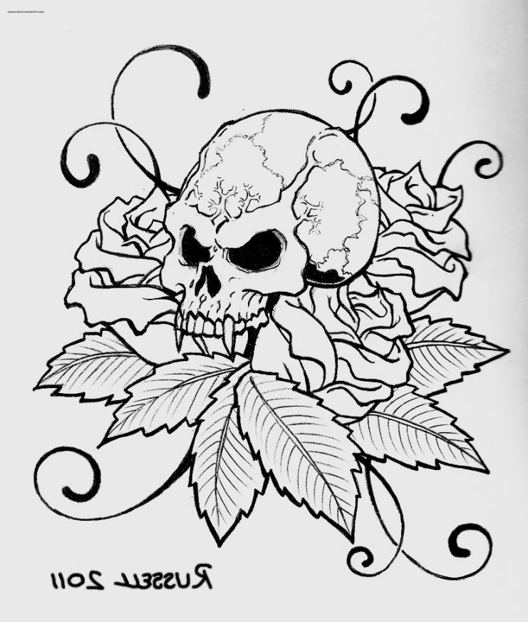Tattoo Coloring Pages Cool Tattoo Coloring Pages Printable Coloring Pages For Kids Skull Coloring Pages Tattoo Coloring Book Coloring Pages