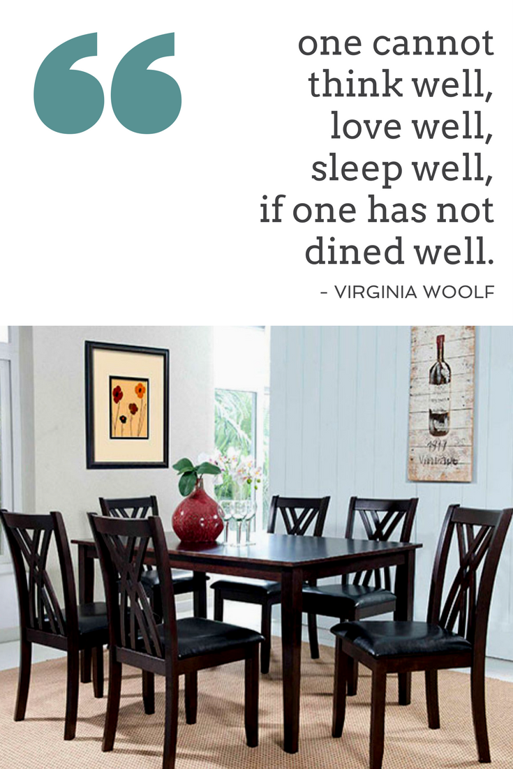 Dining Room Table Sets At Discount Prices Unclaimed Freight Co