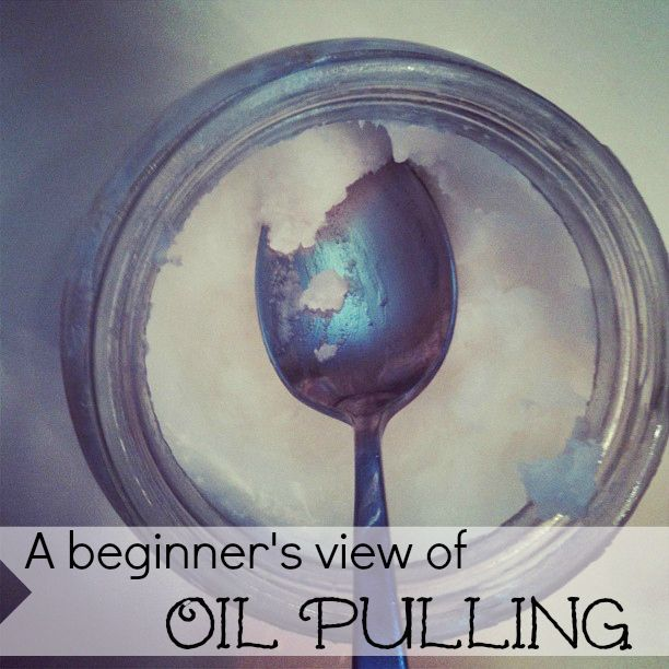 Oil Pulling – An ancient method to take care of your teeth when dentists weren't around. One woman used this method before he had dental insurance, she was having pain from a cavity and after doing this the pain left. A couple years later she went to the dentist (she was finally able to afford to go) and the dentist was amazed by the health of her teeth.