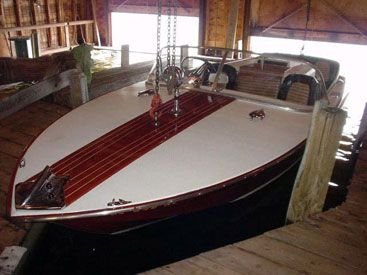 Chris Craft 1963 Holiday Wooden Boats For Sale Chris Craft