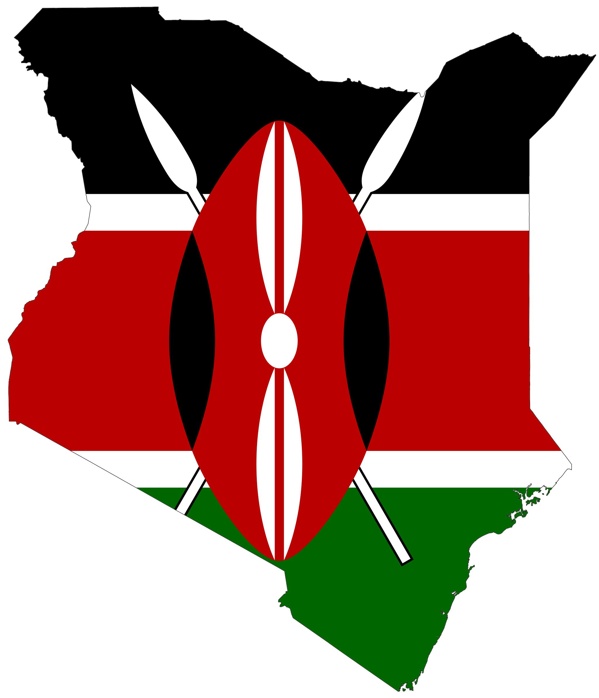 Kenya Map Kenya Map Political Map