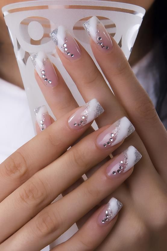 Pin by Leslie Green on Clawz | Pinterest | French nails, Beauty ...