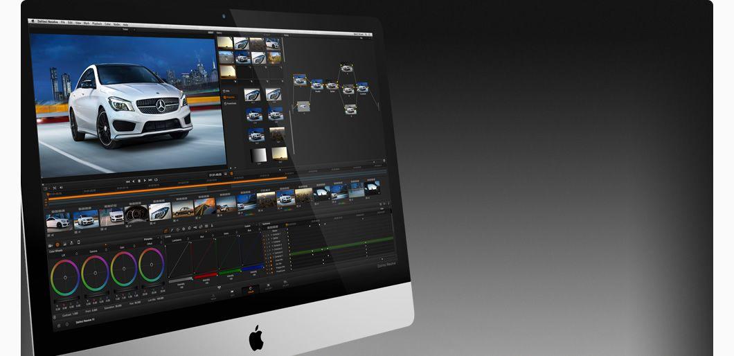 DA Vinci Resolve 10 è Gratis ! Editing video