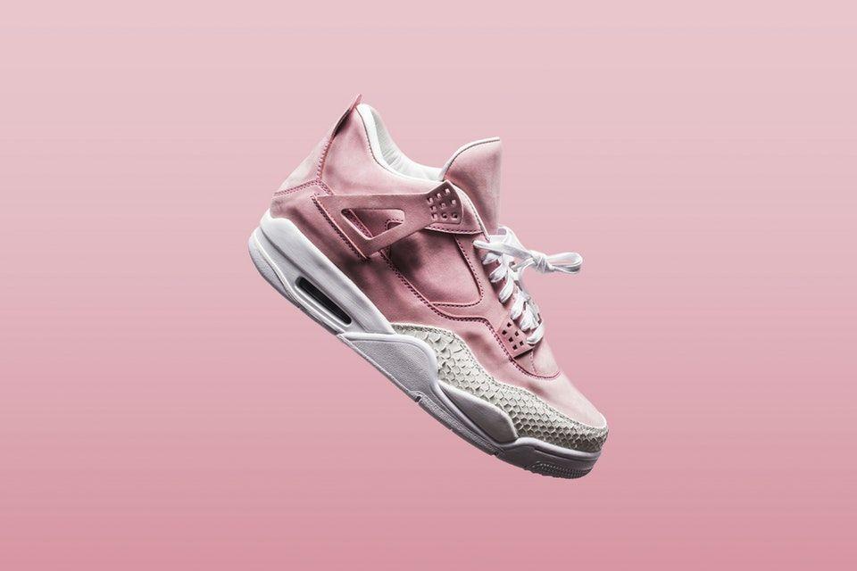 The Shoe Surgeon Releases a Custom Air Jordan 4 Silhouette