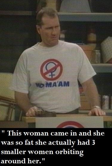Al Bundy Quotes Oh Al.married.with Children  Pinterest  Child Funny Tv .