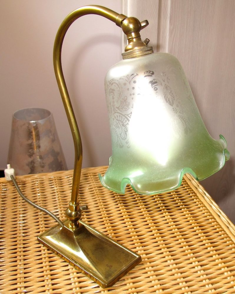 Pair of Bedside Table Lamps eBay Lamp, Table lamp