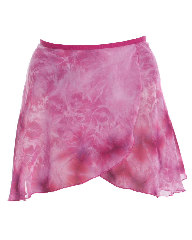 Tie Dye Chiffon Wrap Skirt | Energetiks Online Store | tie dip ...