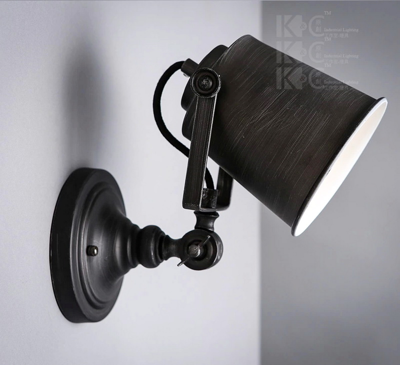 Wall Sconce Industrial Light Fixture 3d Model 3ds Max Files Free Download Modelin In 2020 Industrial Wall Lights Vintage Industrial Wall Light Industrial Wall Sconce