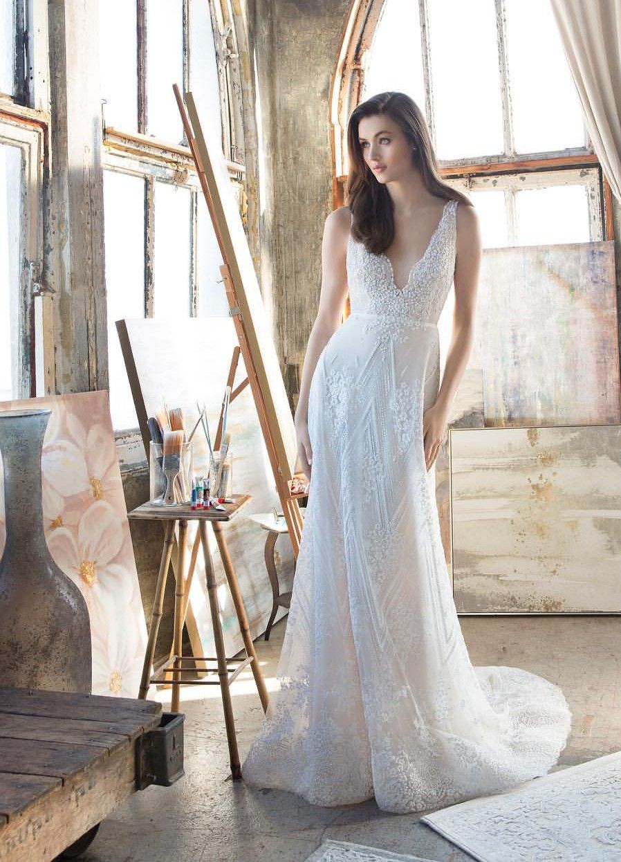 Pin on Wedding Gowns 20
