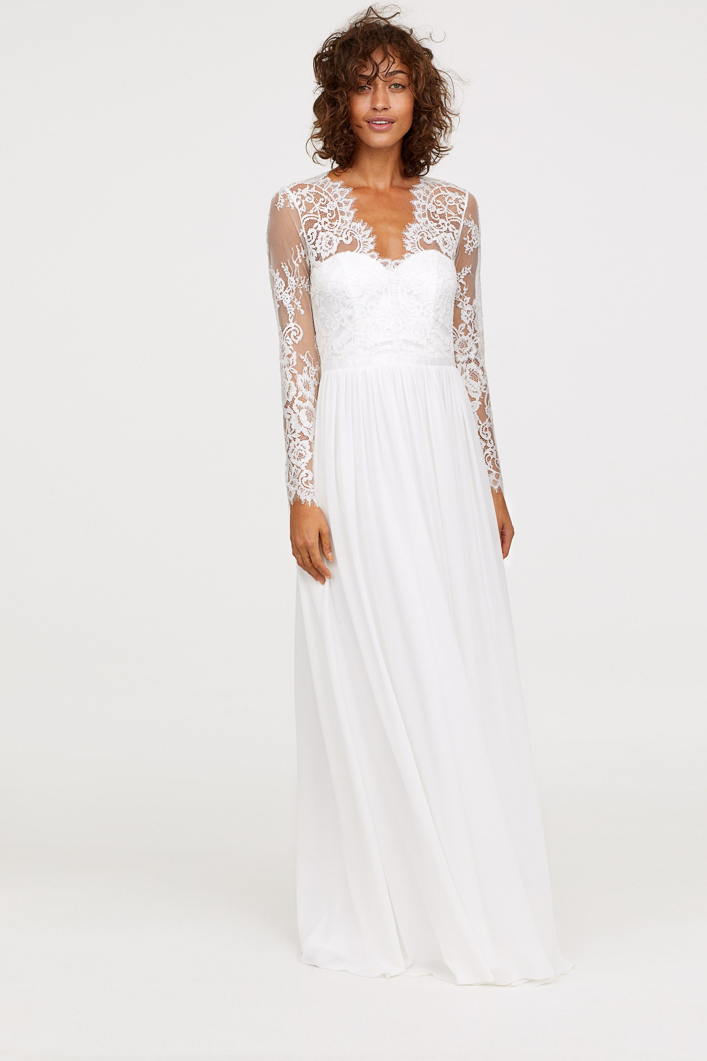 97b915c8b842b48 H&M Bridal Shop Is Officially Here | Brides | Масс-маркет ...
