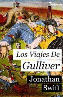 Los Viajes De Gulliver Jonathan Swift Descargar Pdf Pdf Libros Libro De Aventuras Portadas De Libros Viajes