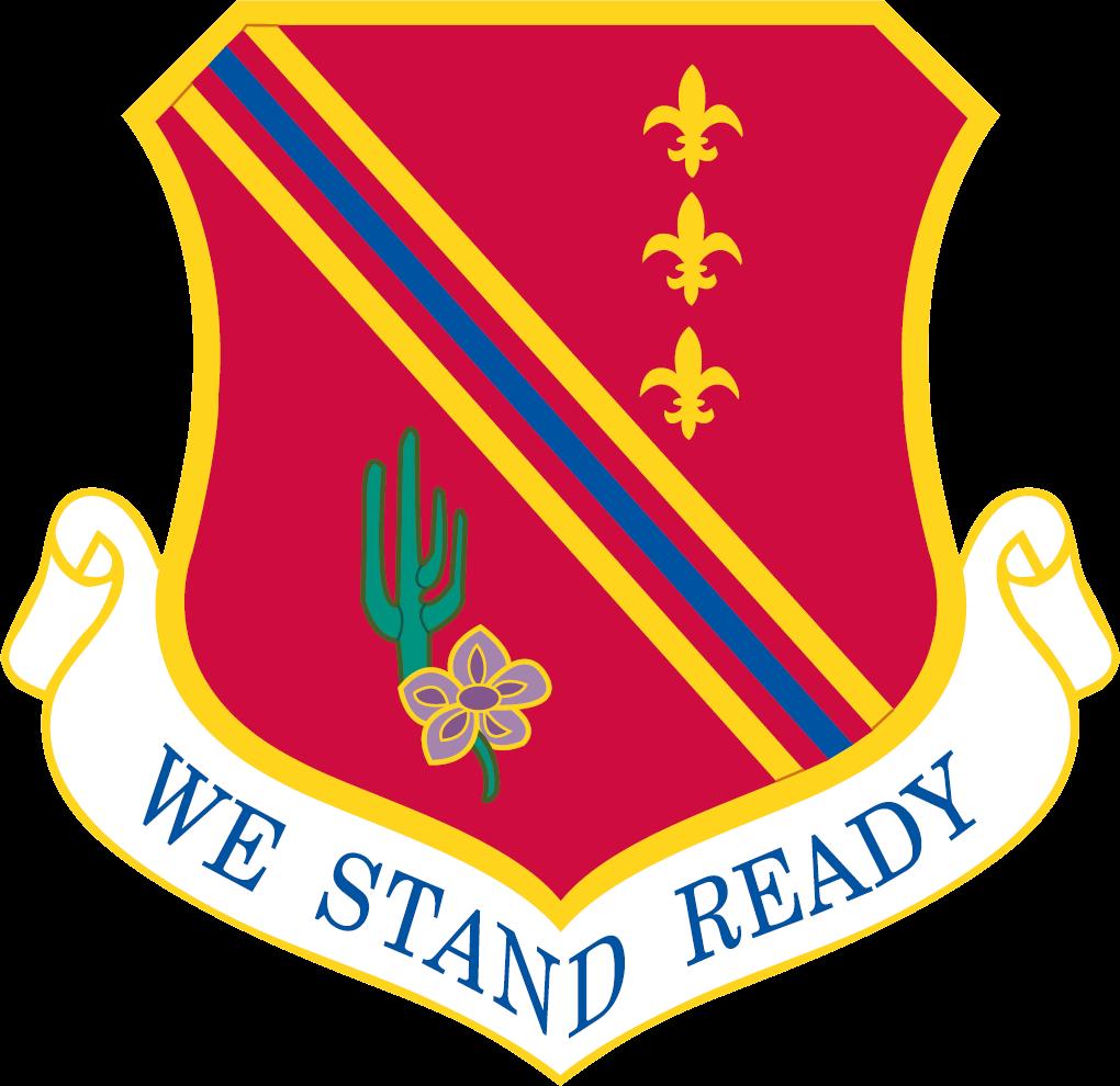 127th Wing, Selfridge ANGB, MI Military insignia