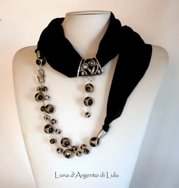 Luna di Argento | jewellery | Pinterest | Schals, Schmuck und Ketten