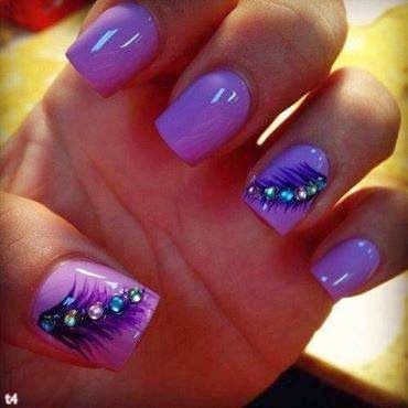 Cute And Easy Nail Designs 2014 Nails Pinterest Easy Makeup