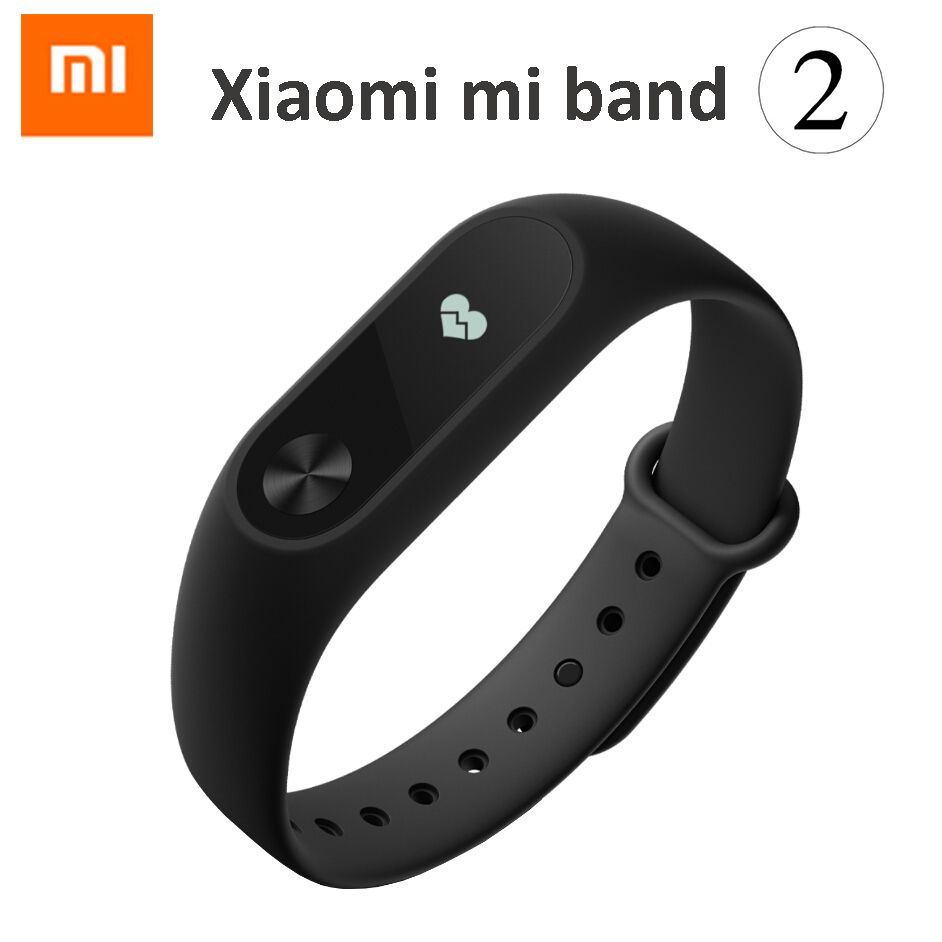 In Stock New 2016 Original Xiaomi Mi Band 2 Miband 1s 1a Smart Oled Strap Stainless Steel Mijobs Silver Plis Heart Rate