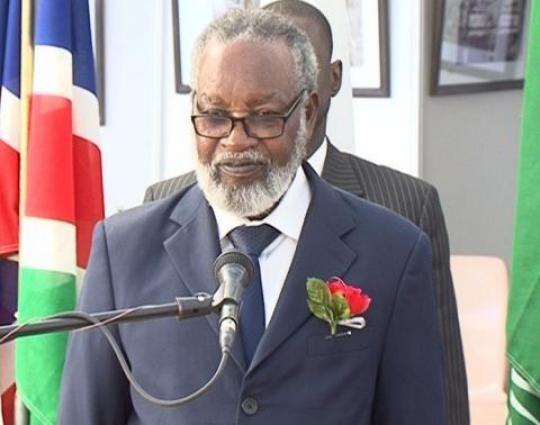 Líder namibio exige fin del bloqueo a Cuba - Radio Reloj